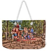 Enchanted Realm Weekender Tote Bag