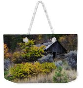 Enchanted Spaces Cabin In The Woods 2 Weekender Tote Bag
