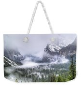Enchanted Valley Weekender Tote Bag