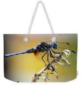 Enchanting Dragonfly Weekender Tote Bag