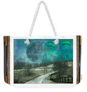 Enchanting Evening With Oz Weekender Tote Bag