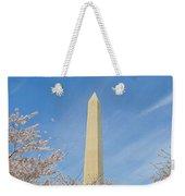 Enchanting Spring In Washington Weekender Tote Bag
