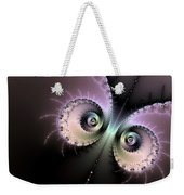 Encounter - Digital Fractal Artwork Weekender Tote Bag