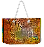 Encounter With The 5th Dimension Weekender Tote Bag