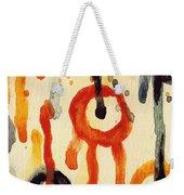 Encounters 2 Weekender Tote Bag by Amy Vangsgard