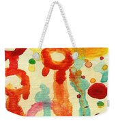 Encounters 7 Weekender Tote Bag by Amy Vangsgard