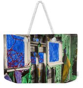 Encroachment Weekender Tote Bag by Scott Campbell