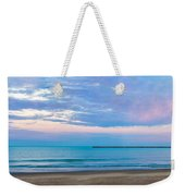 End Of The Blue Hour Weekender Tote Bag by Steven Santamour
