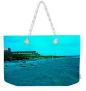End Of The Day At Isle Of Palms Weekender Tote Bag