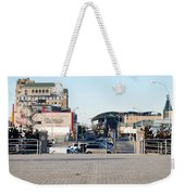 End Of The Line Weekender Tote Bag