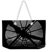 End Of Time Weekender Tote Bag
