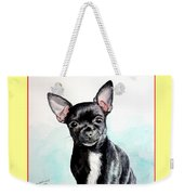 End The Puppy Mills Weekender Tote Bag