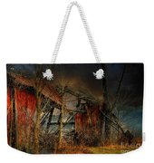 End Times Weekender Tote Bag by Lois Bryan