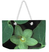 Endangered Flora Weekender Tote Bag