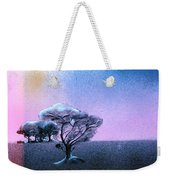 Ending Night Weekender Tote Bag