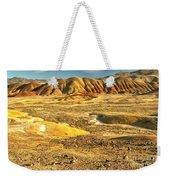 Endless Painted Hills Weekender Tote Bag