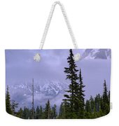 Enduring Winter Weekender Tote Bag by Chad Dutson