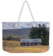 Energy Weekender Tote Bag