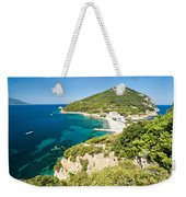 Enfola Beach - Elba Island Weekender Tote Bag