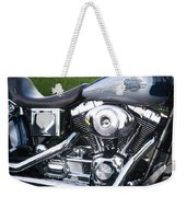 Engine Close-up 5 Weekender Tote Bag