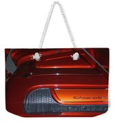 Engine Cover For 57 Nomad Weekender Tote Bag