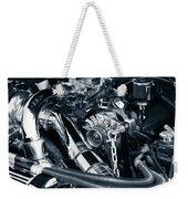 Engine Details Weekender Tote Bag