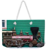 Engine Number 23 Unframed Weekender Tote Bag
