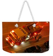 Engine Three  Weekender Tote Bag