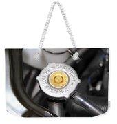 Engine Valve Weekender Tote Bag