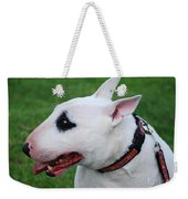 English Bull Terrier Weekender Tote Bag