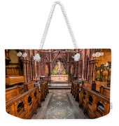 English Church 2 Weekender Tote Bag