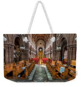 English Church Weekender Tote Bag