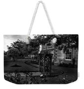 English Country Garden And Mansion - Series II Weekender Tote Bag