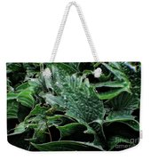 English Country Garden - Series V Weekender Tote Bag by Doc Braham