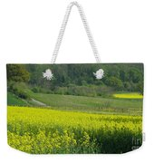 English Countryside Weekender Tote Bag