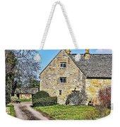 English Farmhouse Weekender Tote Bag