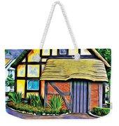 English House Weekender Tote Bag