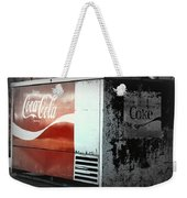 Enjoy Coca Cola  Weekender Tote Bag