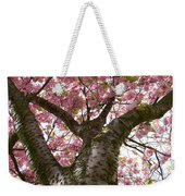 Enkhiuzen Cherry Blossoms Weekender Tote Bag