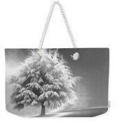Enlightened Tree Weekender Tote Bag