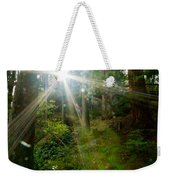 Enlightenment From The Angels  Weekender Tote Bag