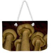 Enokitake Mushrooms  Weekender Tote Bag