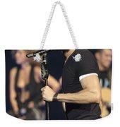 Enrique Iglesias Weekender Tote Bag