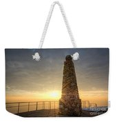 Ensign Peak Nature Park Utah Weekender Tote Bag