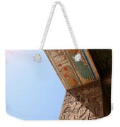 Enter The Ancient Weekender Tote Bag