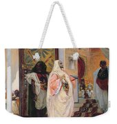 Entering The Harem Weekender Tote Bag