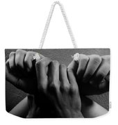 Enticement Or Entrapment 2 Weekender Tote Bag