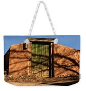 Entrada Al Patio Weekender Tote Bag