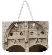 Entrance Fontevraud Abbey- France Weekender Tote Bag