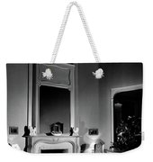 Entrance Hall Of Joan Bennett And Walter Wagner's Weekender Tote Bag